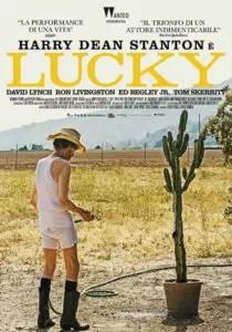 Locandina Lucky italiano