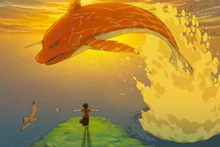 Big fish and Begonia imm copertina