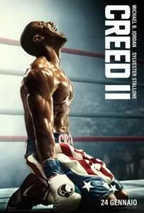 Creed II poster ita