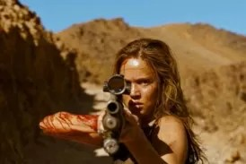 Revenge: online il trailer in italiano del thriller di Coralie Fargeat