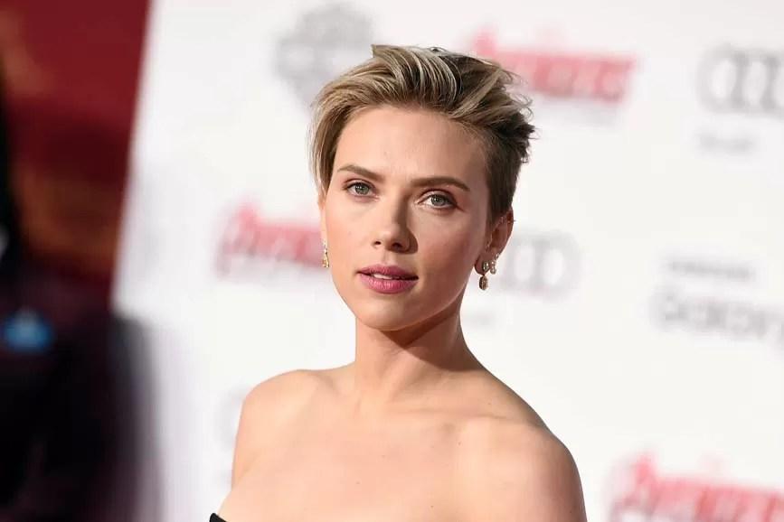 Scarlett Johansson news