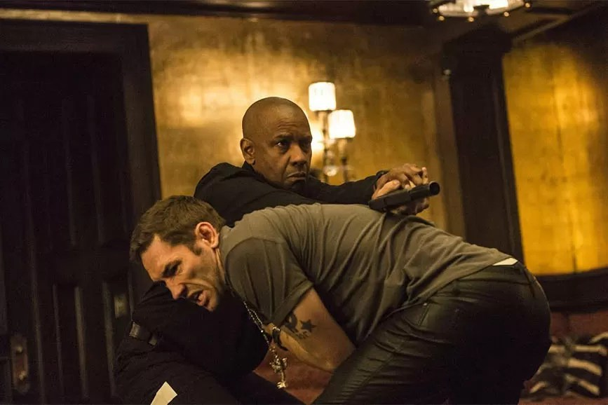 The Equalizer 2 - Senza perdono scena