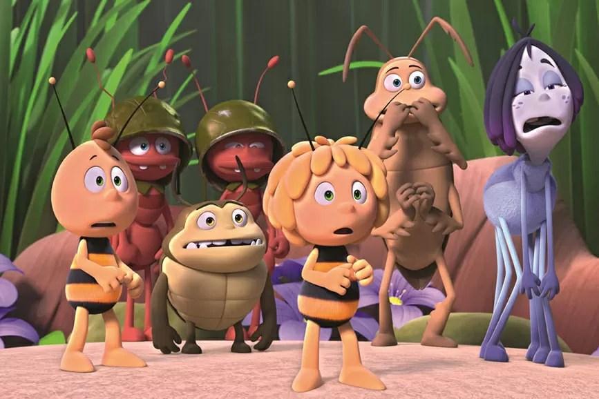 l'ape Maia recensione