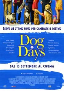 dog days - locandina ita