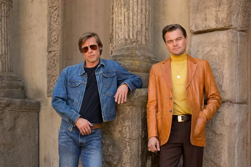 Once Upon a Time in Hollywood imm copertina