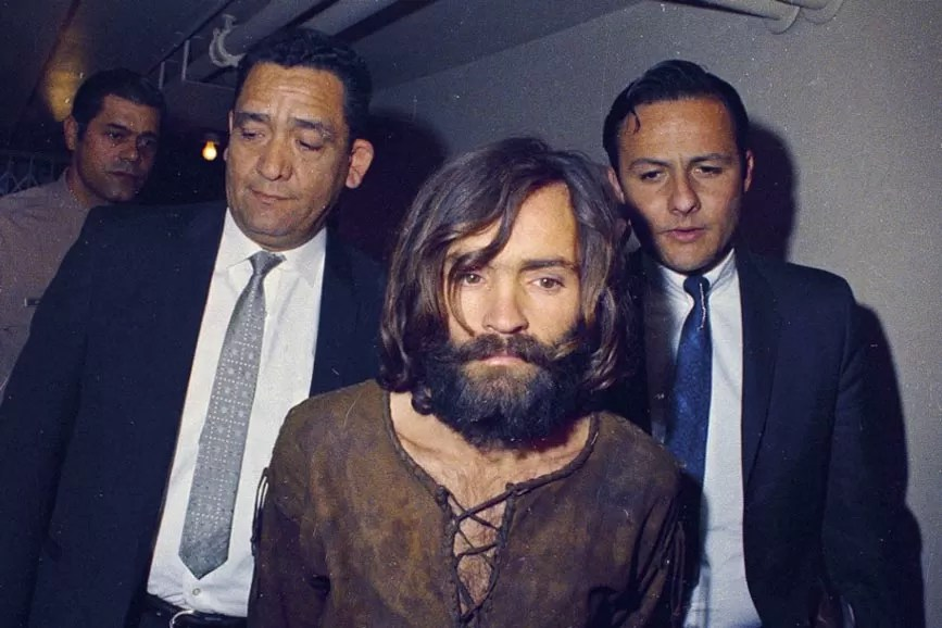 Damon Herriman Manson