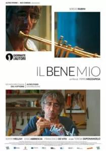 """""""Il bene mio"""" - poster"""