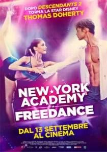 New York accademy- freedance poster