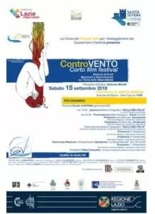 Controvento Corto Film Festival locandina