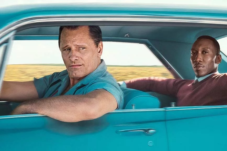 Green book - scena Box office italia