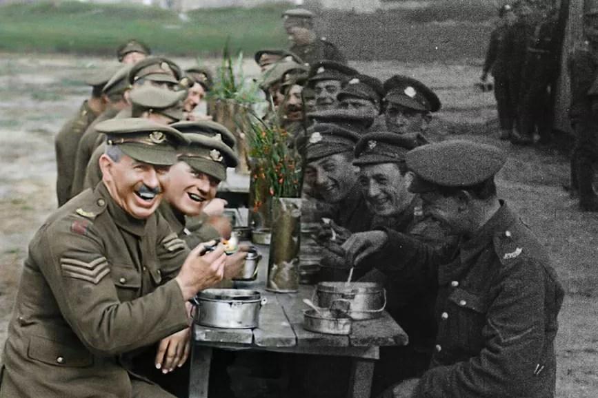 Peter Jackson documentario sulla Grande Guerra