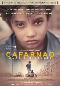 Cafarnao poster ita