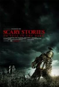 Scary Stories To Tell in the Dark locandina inglese