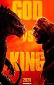 Godzilla vs Kong locandina