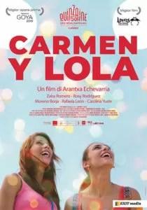 Carmen Y Lola poster ita