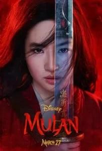 Mulan - locandina internazionale