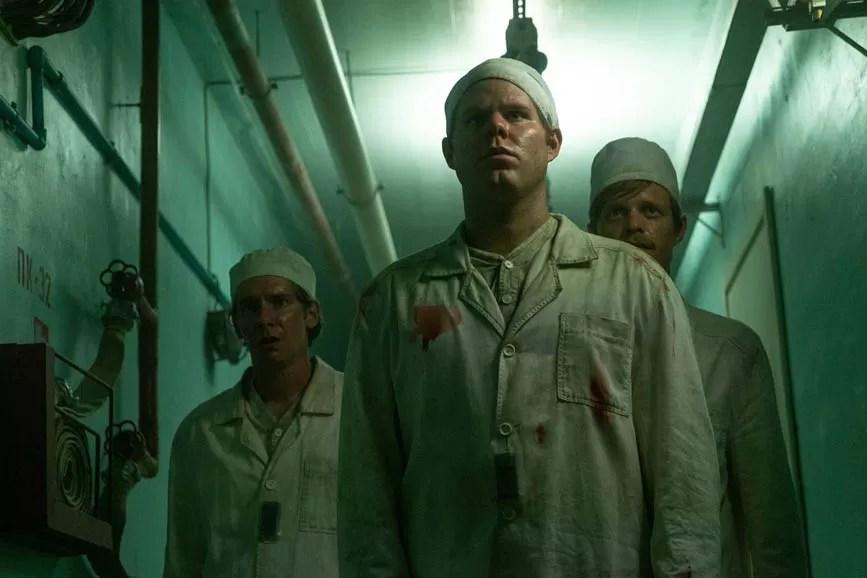 Chernobyl: un gran finale