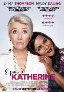 E poi c'è Katherine poster film