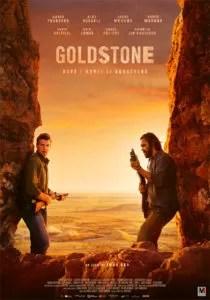 Goldstone – Dove i mondi si scontrano poster