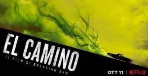 El Camino: Il Film di Breaking Bad (2019)