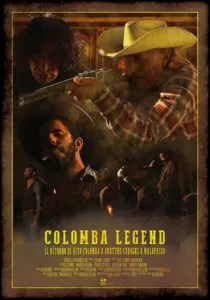 Colomba Legend poster