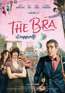 THE BRA - Il reggipetto poster