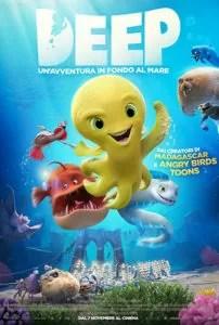 Deep - Un'avventura in mezzo al mare poster