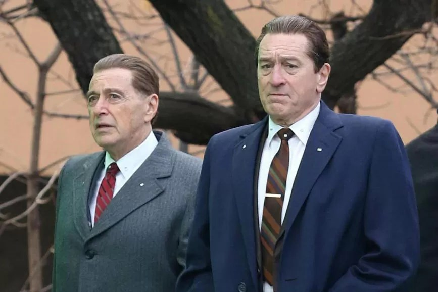 Netflix The Irishman