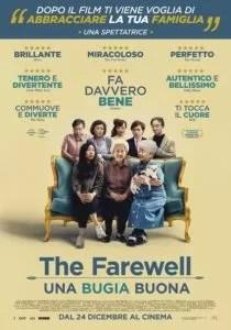 The Farewell - Una bugia buona poster