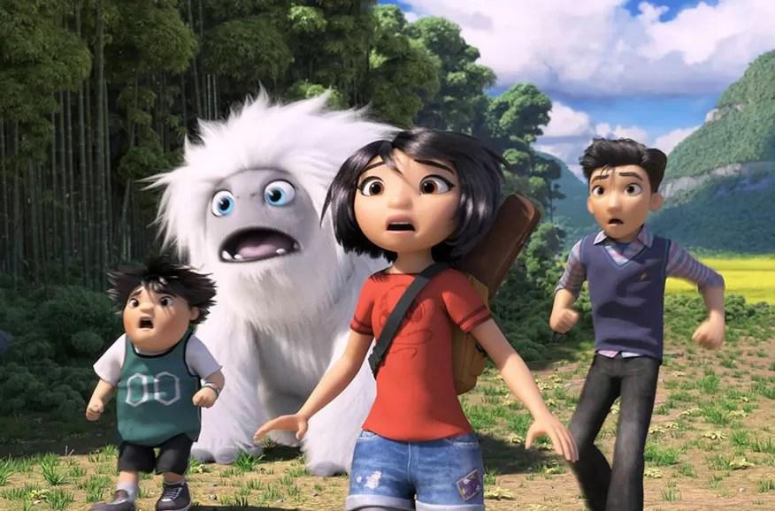 Box Office USA - piccolo Yeti