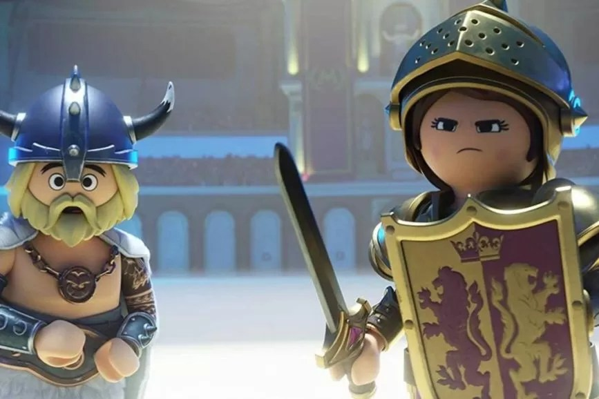 Playmobil the movie immagine