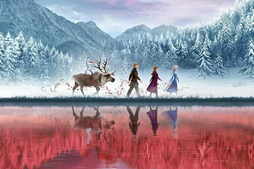 Frozen 2 - Il segreto di Arendelle film
