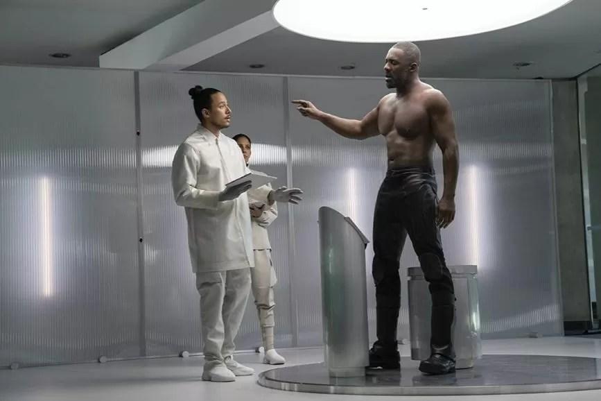 Idris Elba attore
