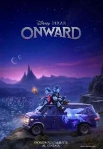 Onward - Oltre la magia poster
