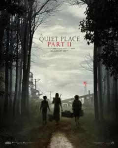 A Quiet Place II poster