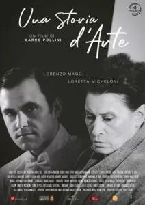 Una storia d'arte poster