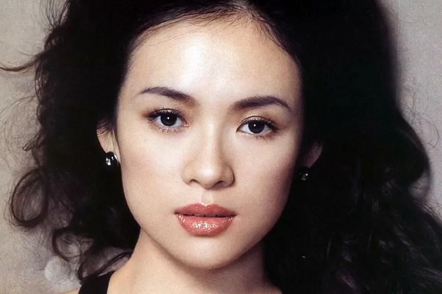 Zhang Ziyi attrice