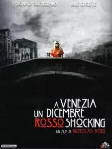 A Venezia… un dicembre rosso shocking poster