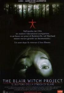 The Blair Witch Project - Il mistero della strega di Blair poster