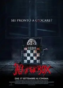 Jack in the box - poster