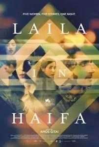 Laila in Haifa copertina