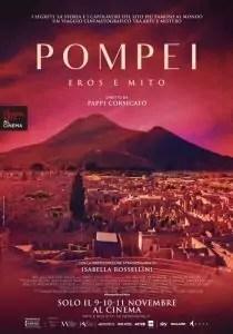 Pompei - Eros e Mito_locandina