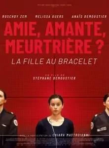 """Locandina """"La ragazza con il braccialetto"""""""