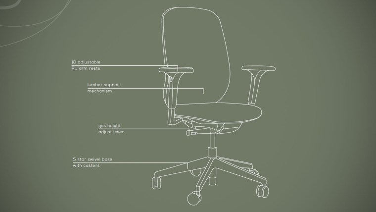 recycled-task-chair-desk-operator-seat-adjustable-gas-lift-office-recyclable-sustainable
