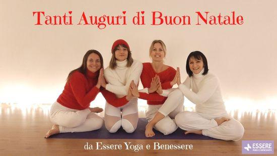 free yoga e buon natale