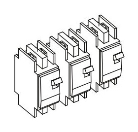 Schneider Electric Conext XW+ Split Phase 2-Pole 60 Amp AC