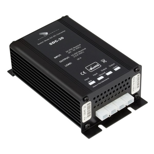 Samlex 24 Volt To 12 Volt Dc To Dc Converter 15 Amp
