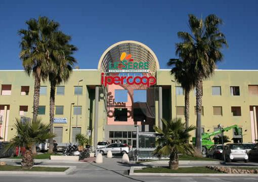 le serre centro commerciale albenga