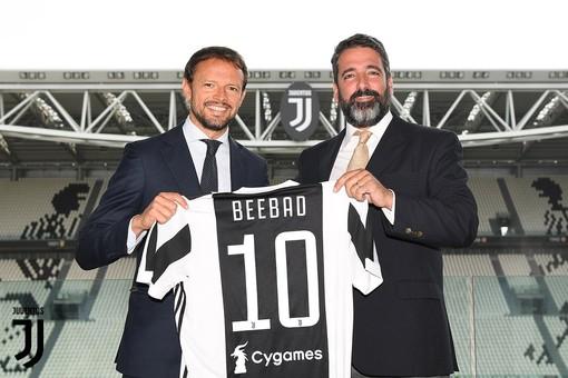 BeedBad e Juventus insieme fino al 2020