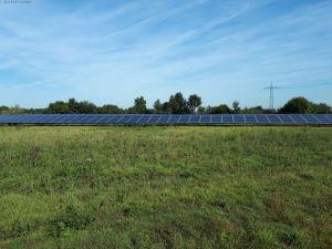 750 kWp solar farm EcofinConcept